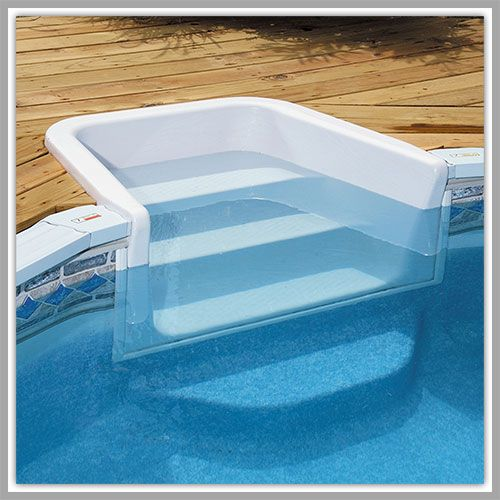 Top Rated Above Ground Pool Steps Repair